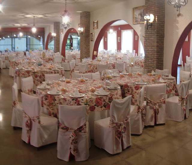 Salones para bodas venta del alto hotel las cumbres for Salones para casamientos